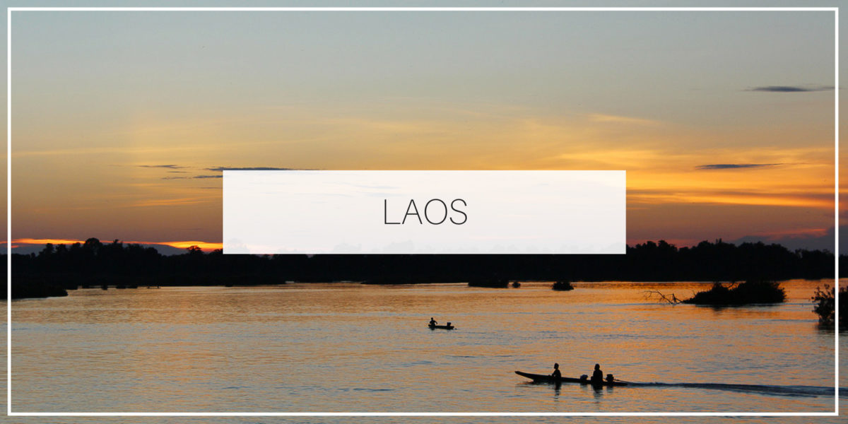 Blog voyage Laos