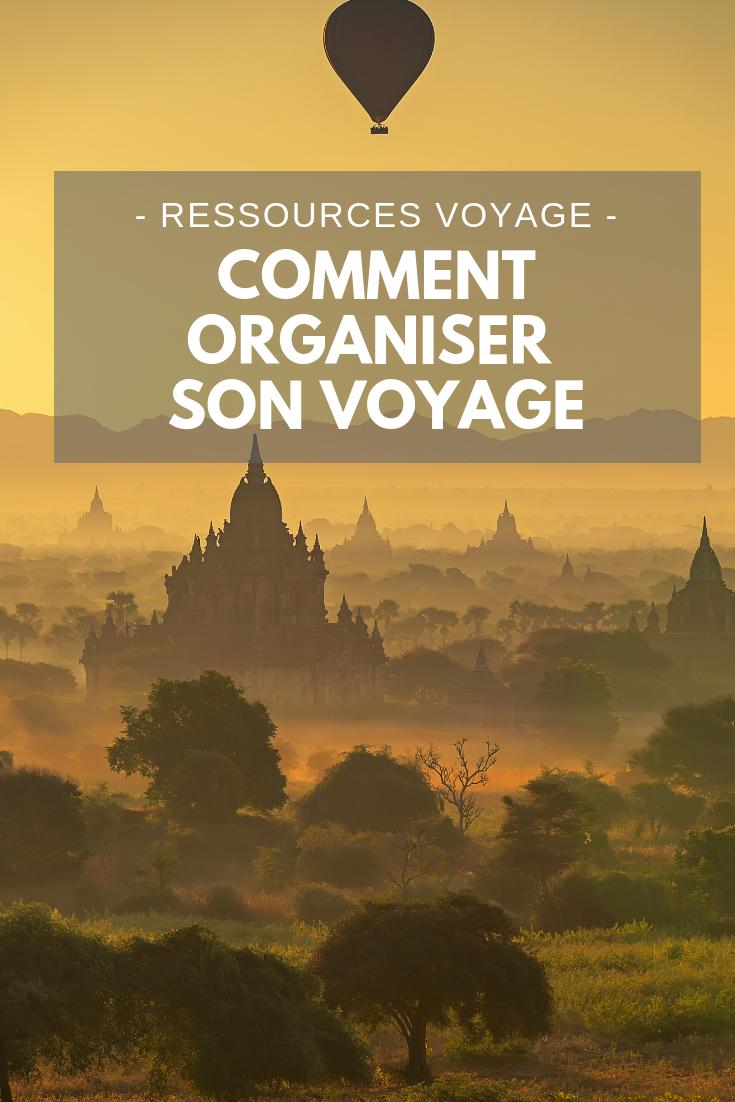 Ressources voyage